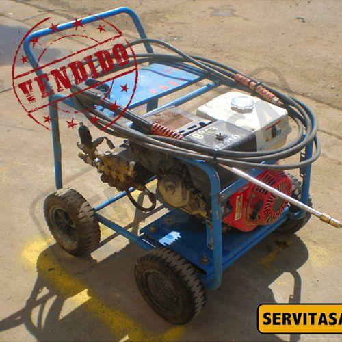 Hidrolimpiadora gasolina HAWK HC-506-SI