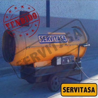 Cañón de secado OKLIMA SE 280