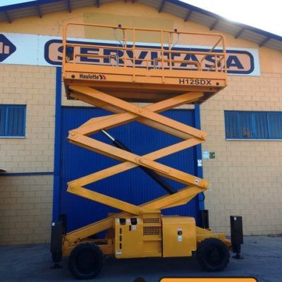 plataforma-elevadora-tijera-diesel-haulotte-h12sdx