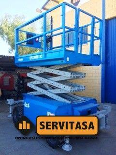 Plataforma-Elevadora-Tijera-Diesel-Genie-GS-2668