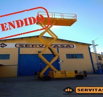 plataforma-elevadora-tijera-diesel-haulotte-H12SX-(19) - VENDIDO