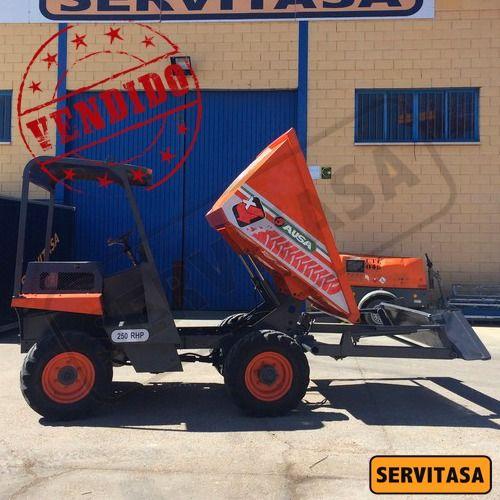 DUMPER AUTOCARGABLE AUSA 250 RHP