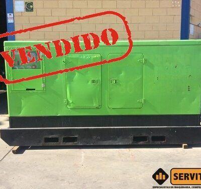 GRUPO ELECTROGENO HIMOINSA 150KVAS VENDIDO