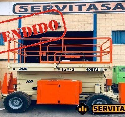 PLATAFORMA ELEVADORA JLG 40RTS