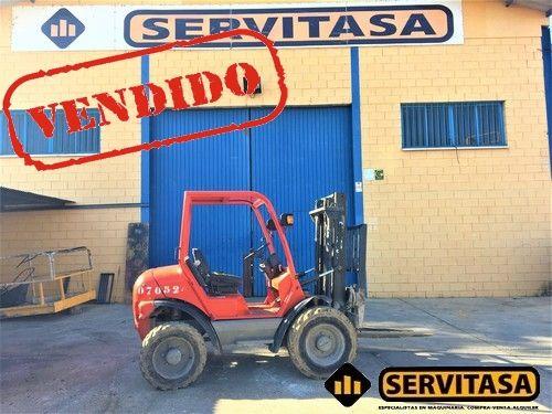 CARRETILLA AGRIA TH 15.16 VENDIDA