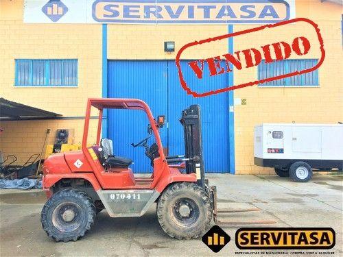 CARRETILLA ELEV. AGRIA TH30.21 VENDIDA
